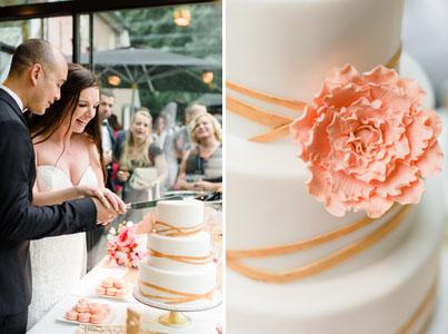 Bruidstaart Jeannell & Bren Sugarlips Cakes