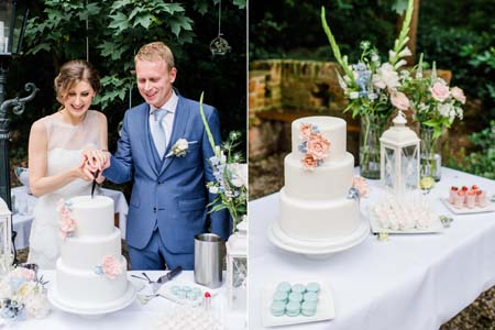 Wedding Couple Cake Review